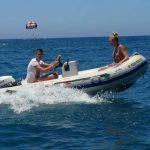 Zodiac Boat Rental