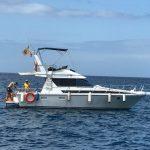 Guy Coach 35 motorboat