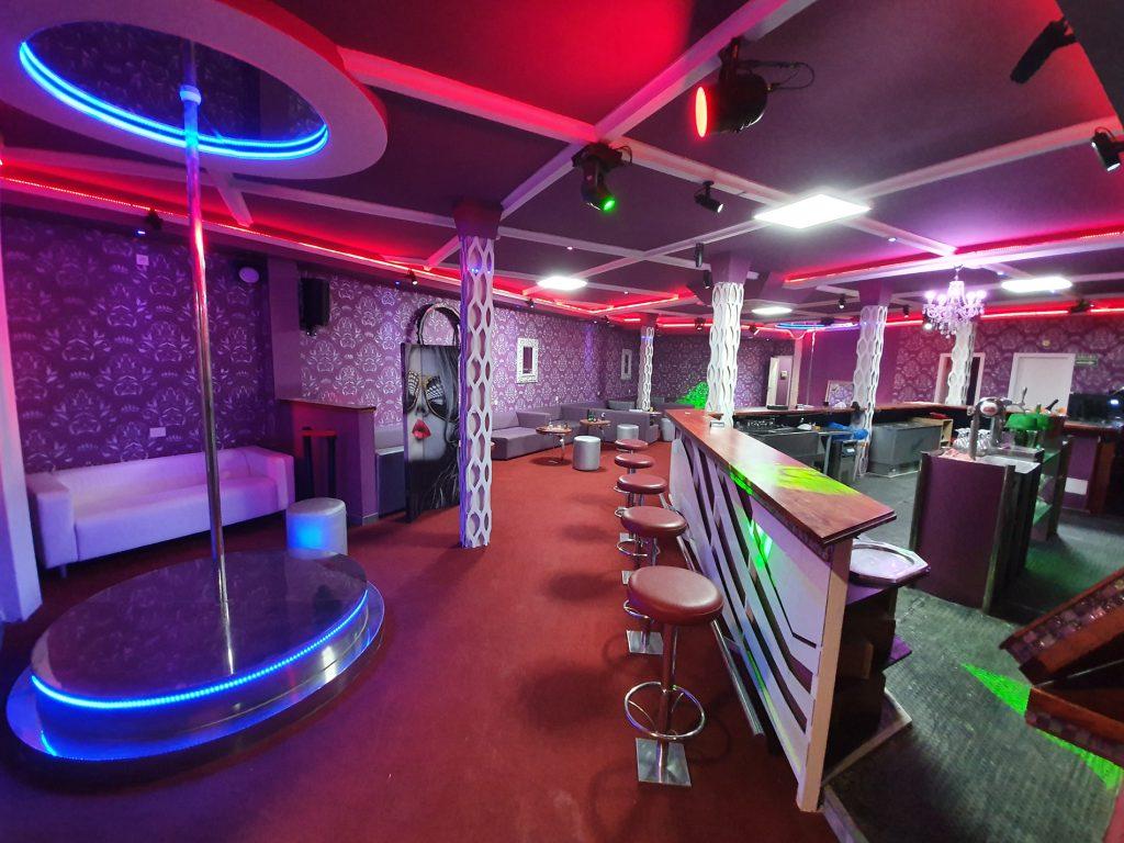 Lap Dance Bar for Sale