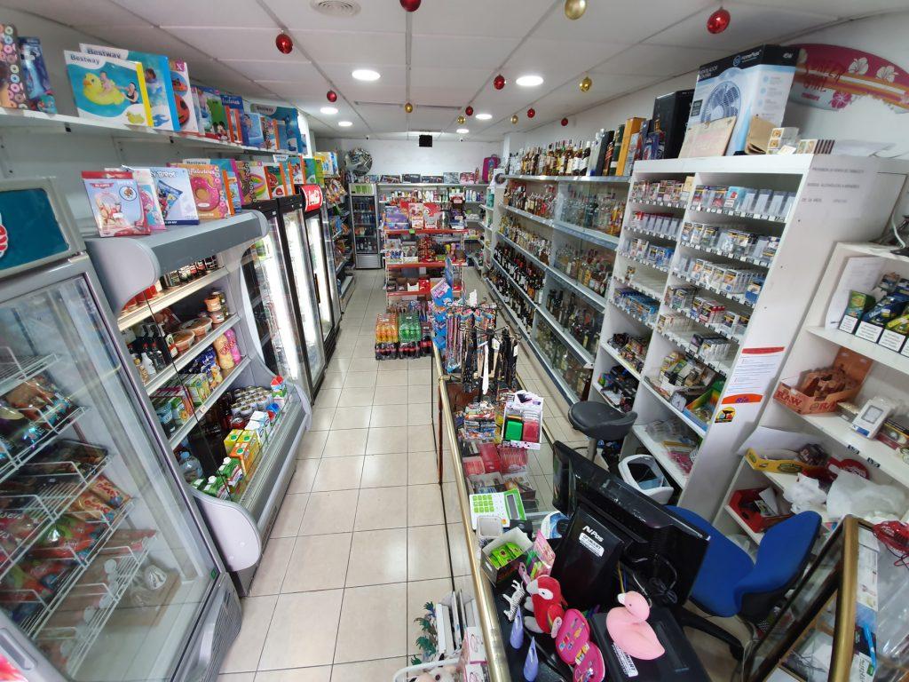 Minimarket Tenerife